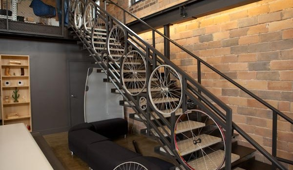 M Retail solutions Bike Staircase