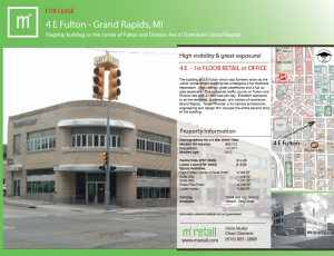 4 E Fulton M Retail Solutions
